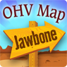 FOJ Jawbone OHV Map