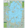 Lake Nipigon fishing map 2021