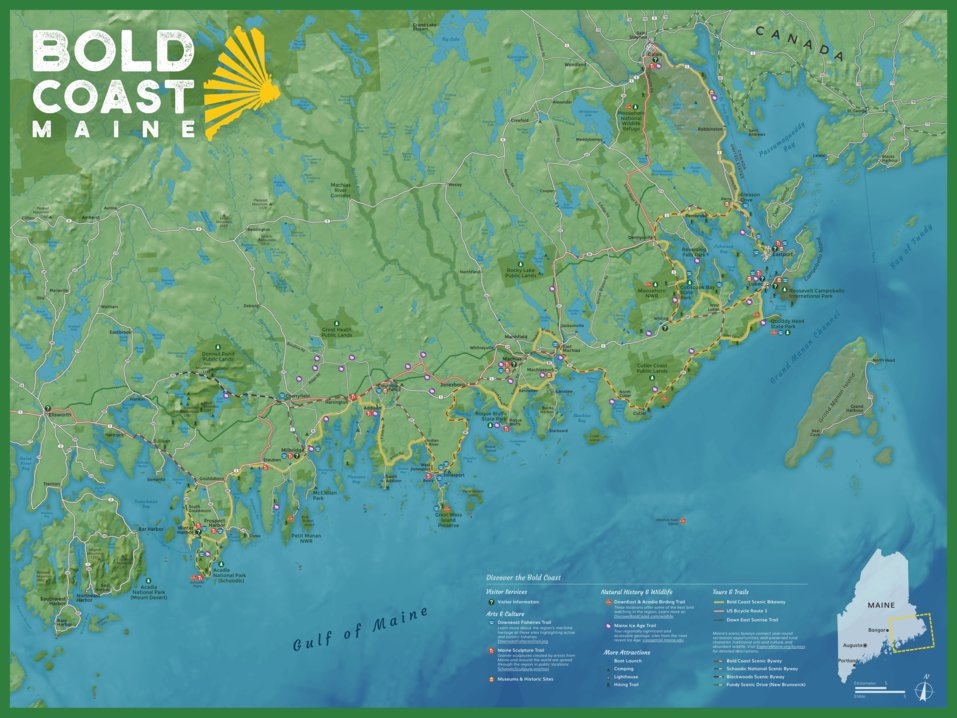 Welcome to the Bold Coast of Maine - Center for Community ... on maine school districts map, acadia maine map, blue hill maine map, midcoast maine map, state of maine map, maine bay map, gorham maine street map, maine western map, maine woods map, maine storm map, maine east map, camden maine map, maine harbor map, maine oregon map, maine desert map, maine north map, new orleans map, maine mall portland maine map, maine map with latitude and longitude, bar harbor map,