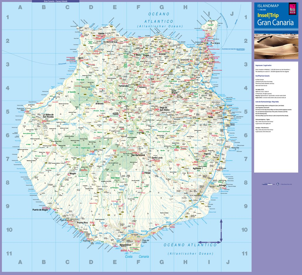 Islandmap Grancanaria 2018 - Reise Know-How Verlag Peter ... on hammamet tunisia map, puerto rico carnival, fuerteventura map, costa adeje tenerife map, lloret de mar map, puerto rico museums, playa del ingles gran canaria map, maspalomas map, puerto rico nature, puerto rico night clubs, puerto rico beach resorts, puerto rico weather, puerto rico bar and grill, puerto rico marinas, puerto rico news today, puerto rico fishing, puerto rico home, puerto rico photography,