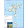 Islandmap Faroe Islands 2019