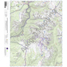 Needle Mountains, Colorado 15 Minute Topographic Map