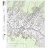 Bright Angel, Arizona  15 Minute Topographic Map