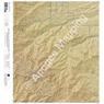 Mount Bigelow, Arizona 7.5 Minute Topographic Map - Color Hillshade