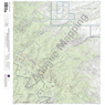 Mount Bigelow, Arizona 7.5 Minute Topographic Map