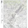 Sabino Canyon, Arizona 7.5 Minute Topographic Map