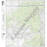 Mica Mountain, Arizona 7.5 Minute Topographic Map