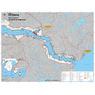 Parc national du Saguenay - secteur est : Carte générale