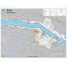 Parc national du Saguenay - secteur ouest : Carte générale