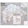 Parc national du Mont-Tremblant : Carte générale