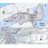 Parc national de la Gaspésie - Carte des activités hivernales 2020