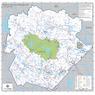 Réserve faunique Mastigouche : Carte générale