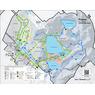 Parc national du Mont-Saint-Bruno - Carte des activités hivernales 2021
