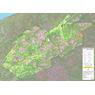 Réserve faunique de Matane : Carte générale de chasse à l'orignal 2021