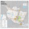 Parc national des Hautes-Gorges-de-la-Rivière-Malbaie : Carte générale