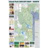Island Park Motorized Recreation Map - North