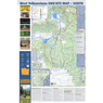 West Yellowstone Motorized Trail Map - South