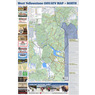 West Yellowstone Motorized Trail Map - North