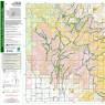 Naneum-Colockum Green Dot Road Map