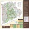 Uinta-Wasatch-Cache NF Salt Lake Ranger District Recreation Map 2019