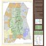 Uinta-Wasatch-Cache NF Salt Lake Ranger District Deseret Peak Recreation Map 2019