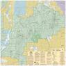 Dixie National Forest Escalante Ranger District Travel Map 2019