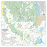 Black Hills NF - Hell Canyon / Southern Hills - Recreation Map