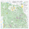 Black Hills NF -  Northern Hills - Recreation Map