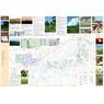 Nebraska National Forest Visitor Map - Oglala NG & Pine Ridge RD (East Half)