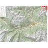 Conca di Aosta, Mont Emilius, Mont Fallère 1:25.000