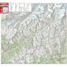 Valpelline, Saint-Barthélemy 1:25.000