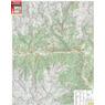 Valle Centrale, Saint-Barthélemy, Saint-Marcel - Val Clavalité 1:25.000