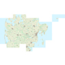 Region Midtjylland (1:25,000 scale)