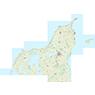 Region Nordjylland (1:25,000 scale)