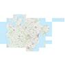 Region Midtjylland (1:50,000 scale)