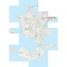 Region Sjælland (1:50,000 scale)