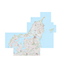 Region Nordjylland (1:100,000 scale)