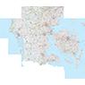 Region Syddanmark (1:100,000 scale)