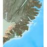 Ískort 2020 - 1:100.000 - Austfirðir