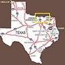 Caddo-Lyndon B. Johnson National Grasslands, Forest Visitor Map, FVM Bundle