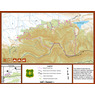Belle Starr Multi-Use Trail Map, Ouachita National Forest