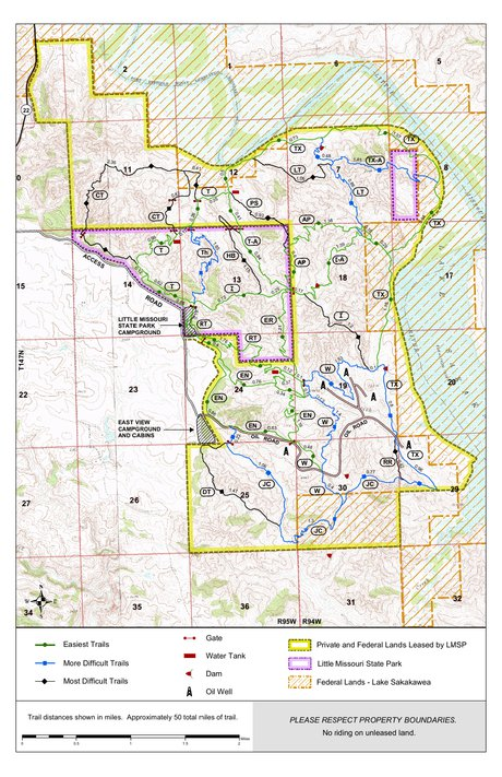 Little Missouri State Park - North Dakota Parks and ...
