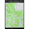 North LMNG OHV Scenic Map Geo