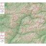 VAL DI FASSA - PERCORSI UFFICIALI ESCURSIONISMO - OFFICIAL TREKKING MAP
