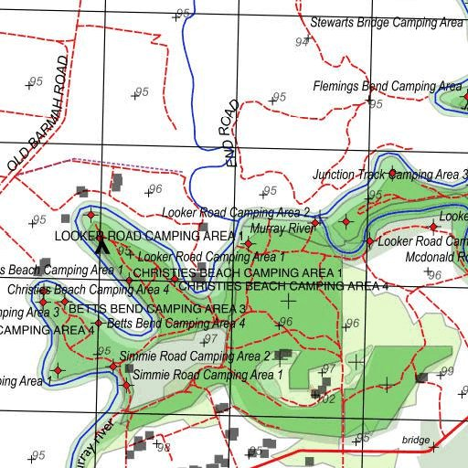 Getlost Maps Donation Bundle 2 - Getlost Maps - Avenza Maps