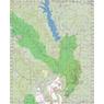 Getlost Map 8122-2 WALHALLA Topographic Map V10e 1:50,000