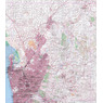 Getlost Map 6628 ADELAIDE Topographic Map V14b 1:75,000