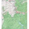 Getlost Map 8930 KATOOMBA Topographic Map V14d 1:75,000 NSW