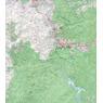 Getlost Map 8930 KATOOMBA NSW Topographic Map V15 1:75,000
