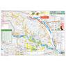 あきる野市ハザードマップ(土砂災害・水害) 多西地区